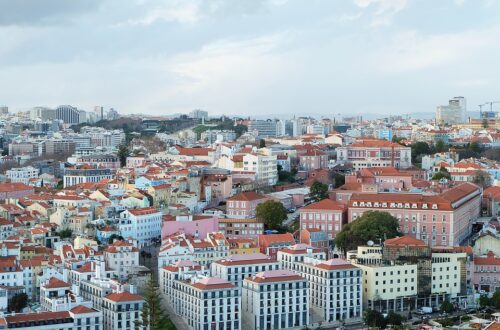 Location de voiture à Lisbonne