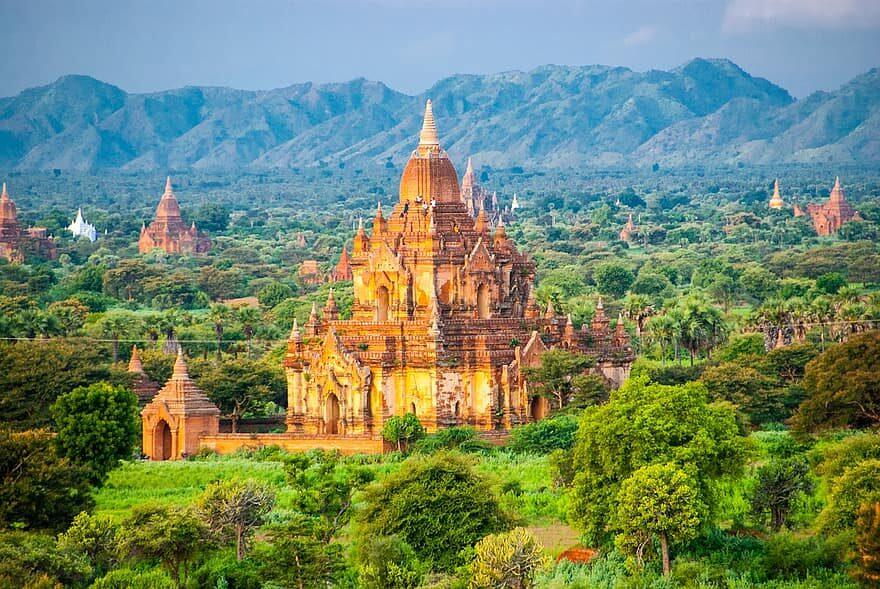 un sejour en Birmanie