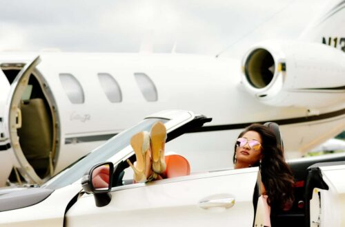 location jet privé