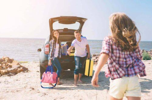 louer une voiture en vacances