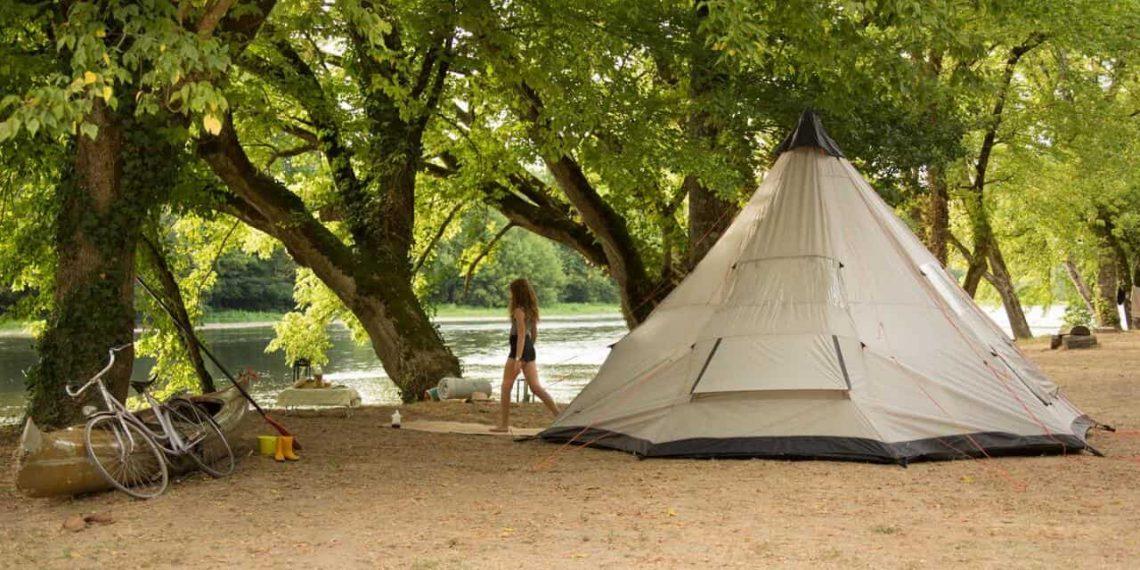 un séjour de camping à drodogne
